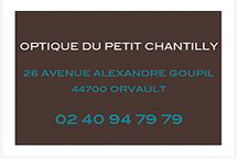 Optique Petit Chantilly
